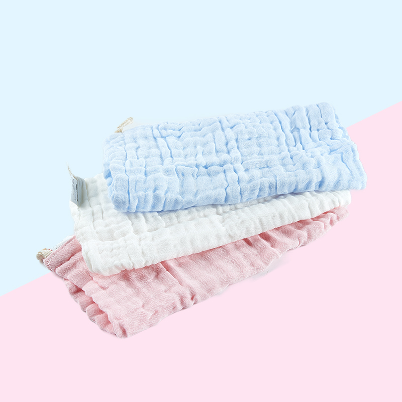 卡卡图 6层纱布口水巾