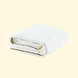 卡卡图 婴儿纯棉 提缎浴巾盖毯(礼盒装)