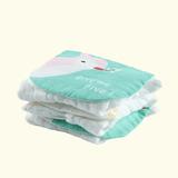 卡卡图 婴儿纯棉 6层纱布隔汗巾